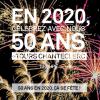 En 2020, célébrez avec nous les 50 ans de Tours Chanteclerc !