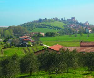 Charmes & délices de l'Italie