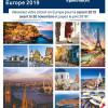Évitez les augmentations de prix ! Promotion circuits Europe 2019 !