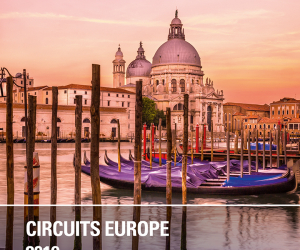 Nouvelle brochure Circuits Europe 2019 !