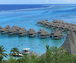 Moorea, l'île sanctuaire