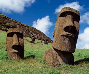 Du mythe à la réalité : l'île de Pâques
