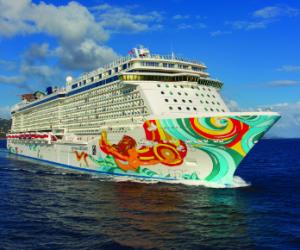 Promotion Norwegian Cruise Line