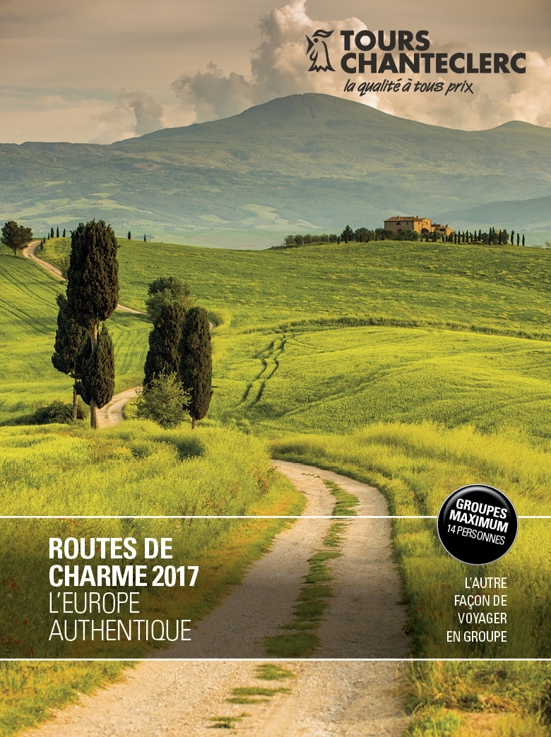 Routes de charme 2017: l'Europe authentique