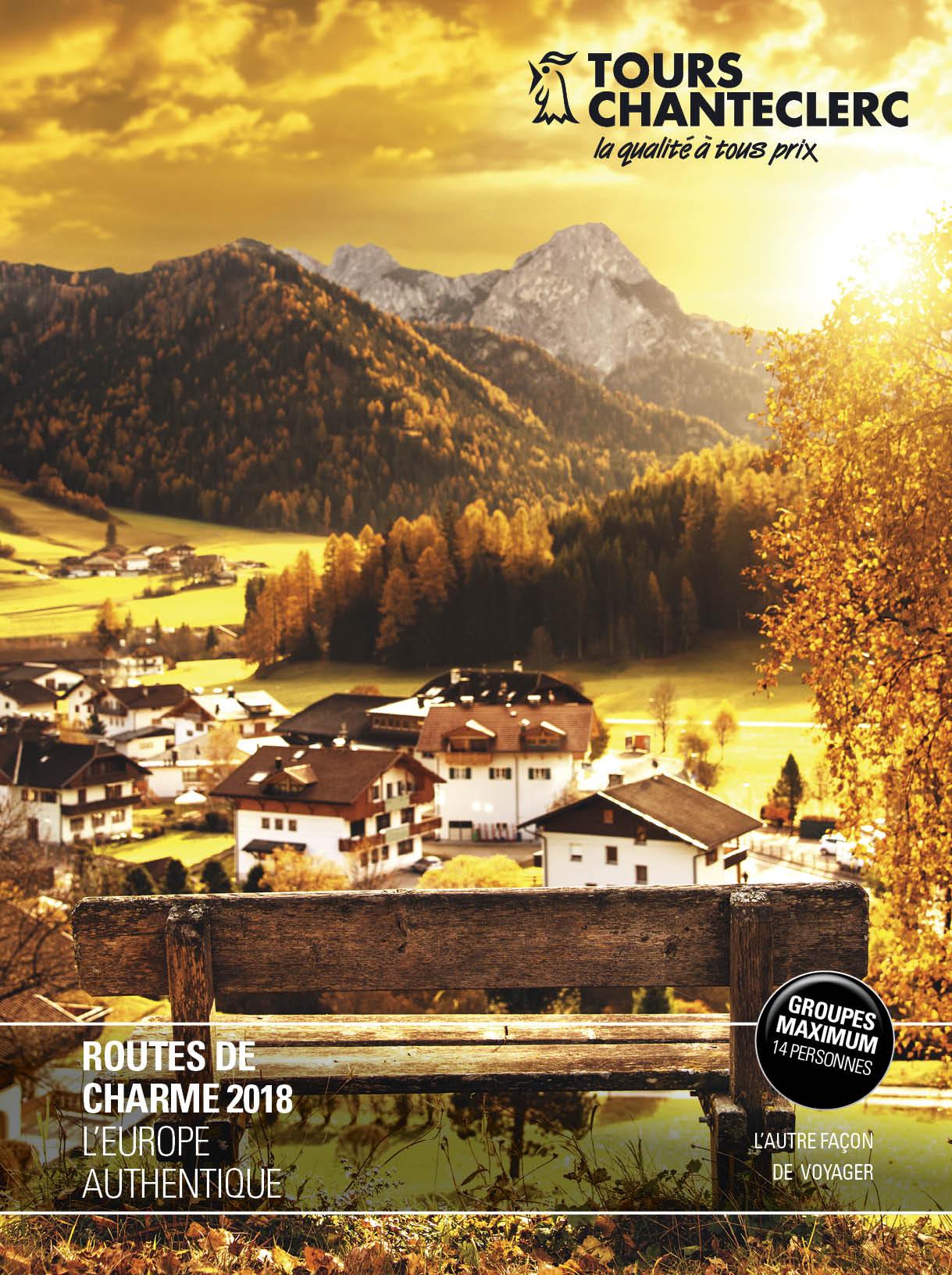 Routes de charme 2018: l'Europe authentique