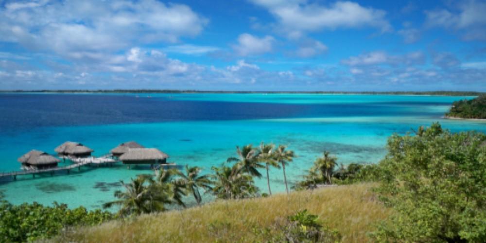 Bungalows sur pilotis Bora Bora