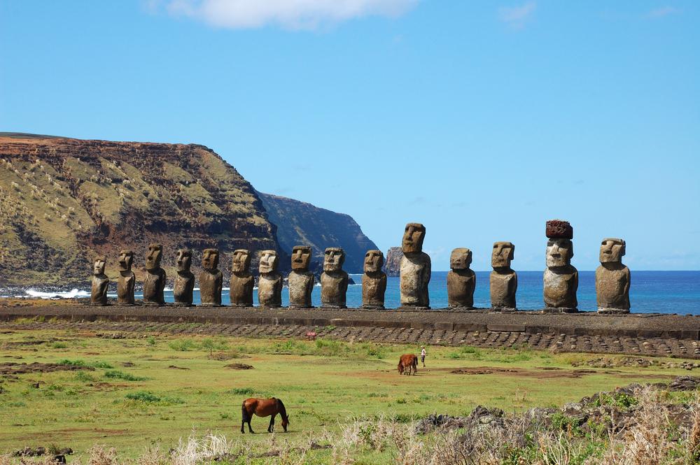Statue Île de Pâques (3)